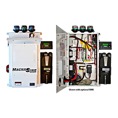 Magnum 4 0kw Pre Wired Power Panel Off Grid 24vdc