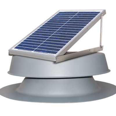 24 Watt Residential Solar Attic Fan