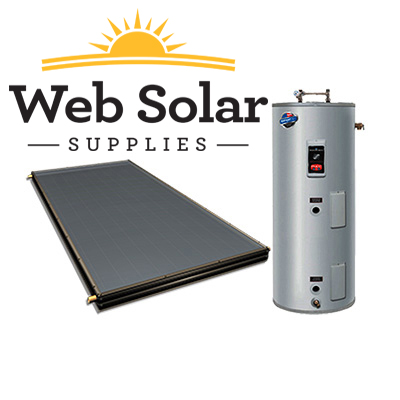 Solar Hot Water Direct Open Loop